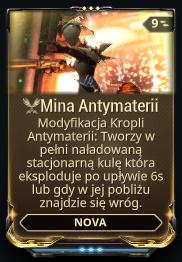 Mina Antymaterii