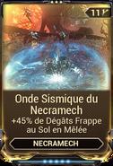 Onde Sismique du Necramech