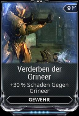 Verderben der Grineer