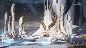 Orokin Moon Structure 2