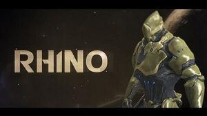 Perfil de Warframe - Rhino
