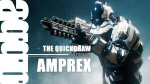A Gay Guy Reviews Amprex, The Shocker