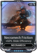 Necramech Friction