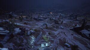 Plains of Eidolon at Night 2