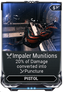 Impaler Munitions