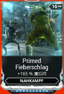 Primed Fieberschlag