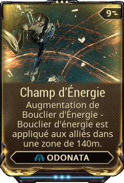 Champ d'Énergie