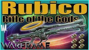RUBICO - CRITS SUPREME 6 Forma - Update 18 Warframe