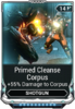 Primed Cleanse Corpus