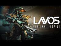 Warframe Profiles - Lavos