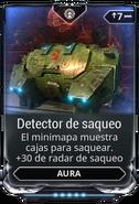 Detector de saqueo