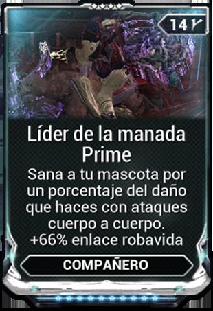 Líder de la manada Prime