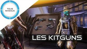 Les Kitguns - Présentation & Bases - Warframe FR