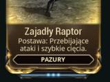 Zajadły Raptor