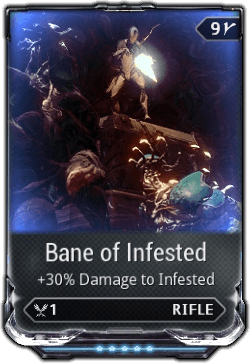 Bane of Infested