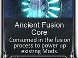 Ancient Fusion Core