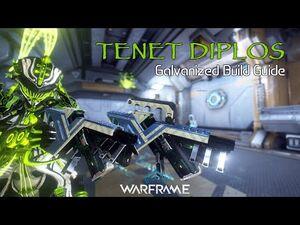 Tenet Diplos, Deleting Enemies The Satisfying Way - Warframe