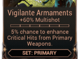 Vigilante Armaments