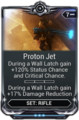 Proton Jet