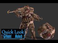 Quick Look at Grendel Moloch - Warframe
