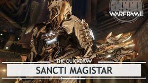 Warframe Sancti Magistar - 2 Forma thequickdraw