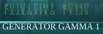 GENERATOR GAMMA 1