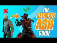 How to get, mod and play Ash in 2021 - The Ultimate Guide