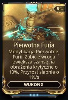 Pierwotna Furia (Mod)
