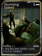 Stunning Speed2