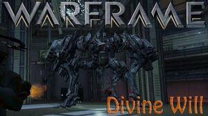 Warframe - Tactical Alert Divine Will (Razerback Explained)