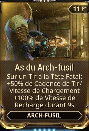 As du Arch-fusil