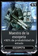 Maestro de la escopeta