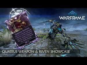 Quassus Red Crit Monster - Weapon and Riven Showcase