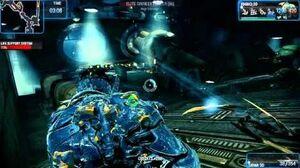 Warframe Glaive Gameplay