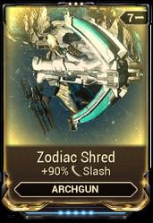 Zodiac Shred