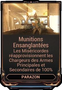 Munitions Ensanglantées