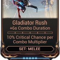 25+ Gladiator Rush