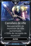 Carroñero de rifle