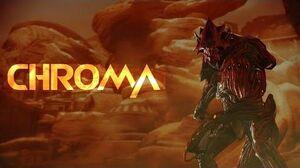 Perfil de Warframe - Chroma