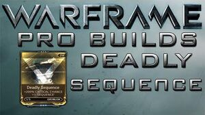 Warframe Deadly Sequence Grinlok Exclusive mod Update 15.3