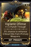 Vigilante Offense