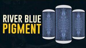 River Blue Pigment Farm Dojo Colors (Warframe)