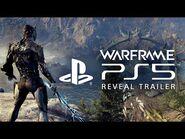 Warframe - Trailer revelación de PS5