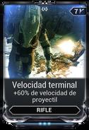Velocidad terminal