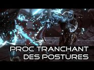 Le Saignement garanti (Proc Tranchant) sur les Postures - Warframe -FR-
