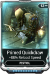 Primed Quickdraw