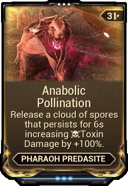 Anabolic Pollination