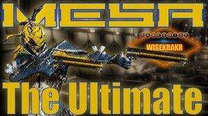 Warframe - MESA Spotlight Ultimate Peacemaker Build Update 15