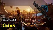Historia Warframe - Cetus