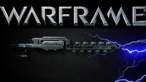 Warframe Amprex